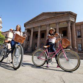 Las mejores ciudades de México para andar en bicicleta