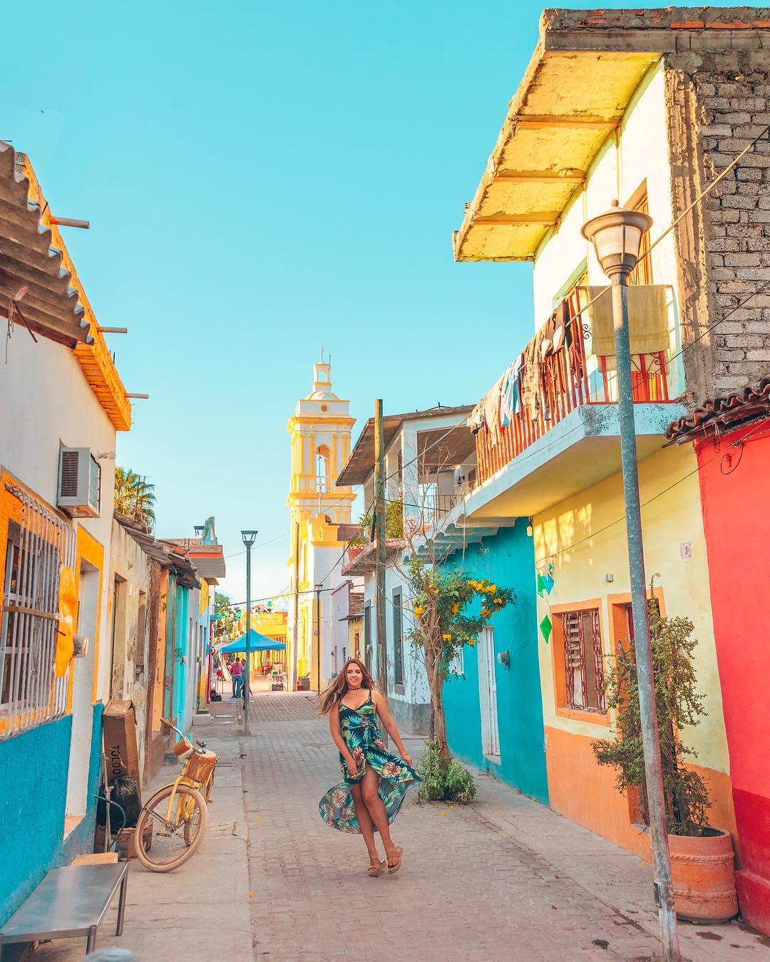 Mexcaltitán lugar instagrameable