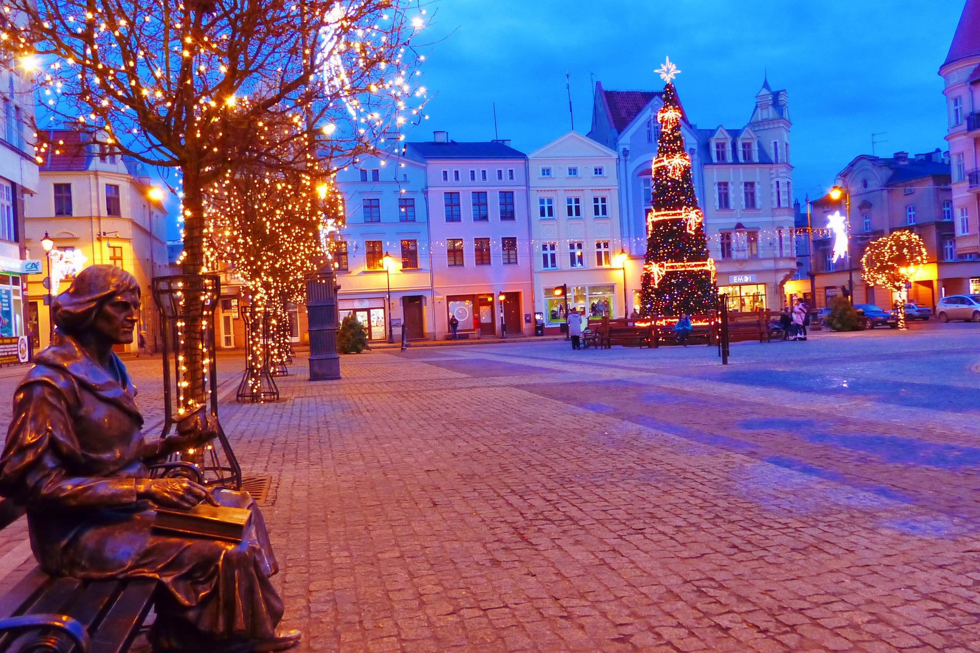 Polonia en navidad