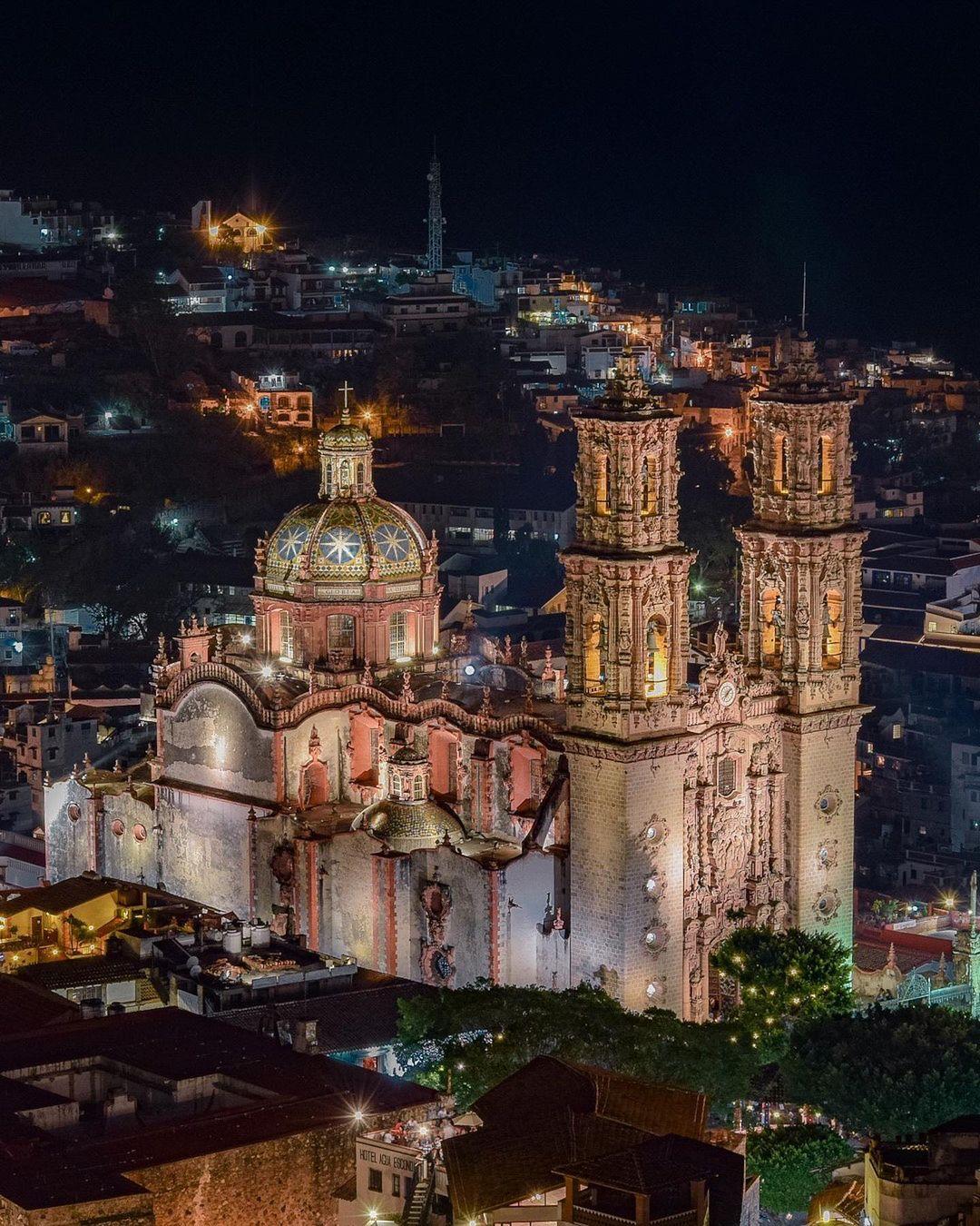 catedral de santa prisca guerrero