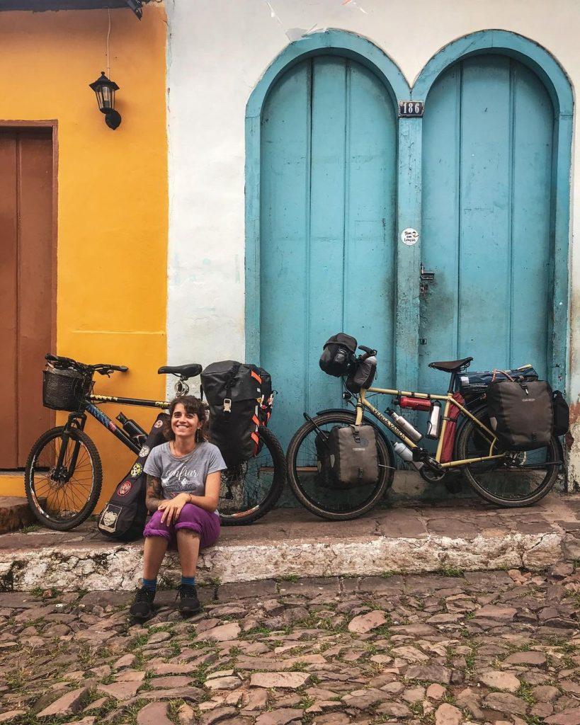 cicloturismo equipamiento