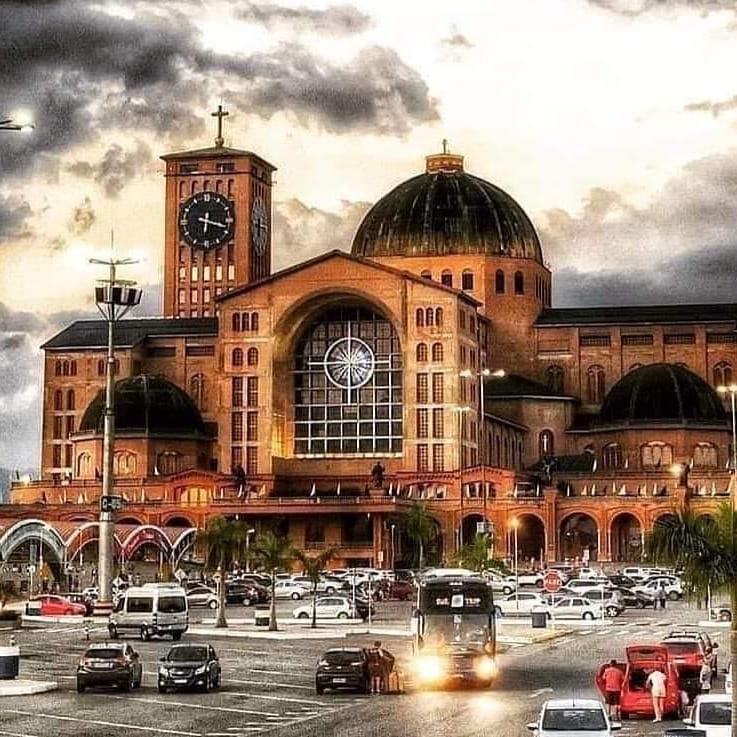 iglesias mas grandes brasil