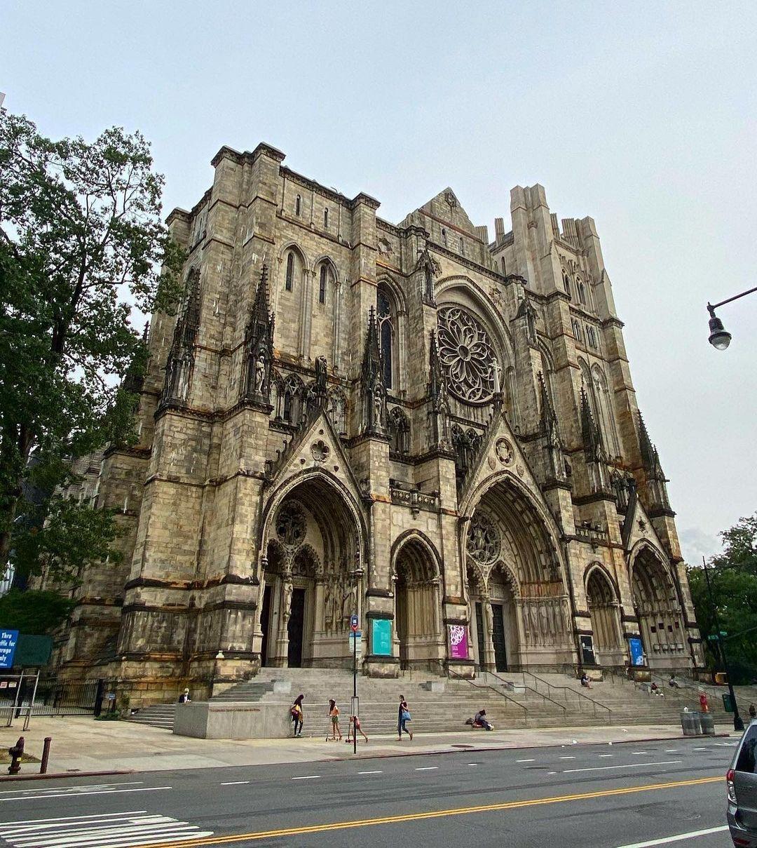 iglesias mas grandes Nueva York