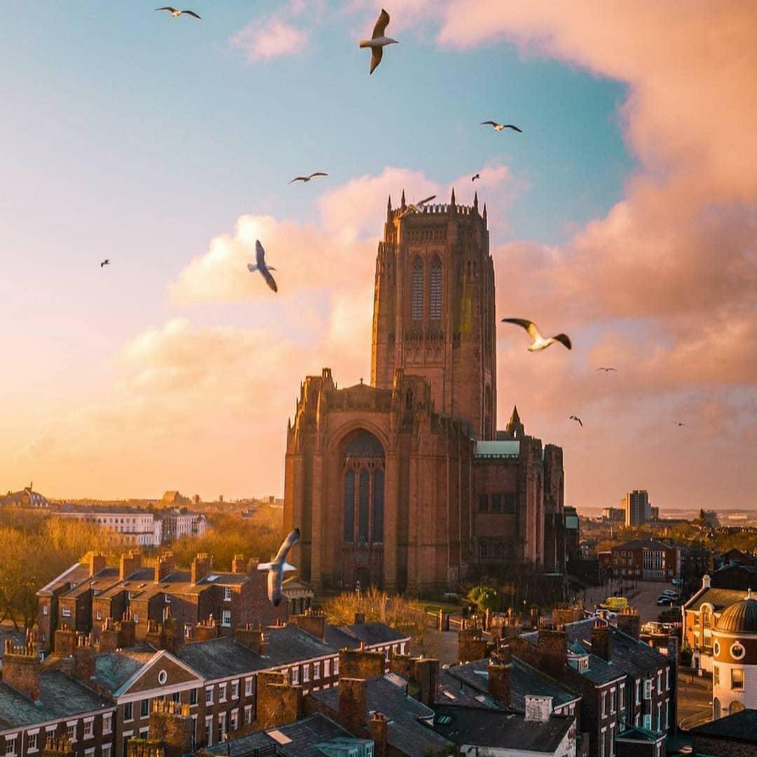 iglesias mas grandes Reino Unido