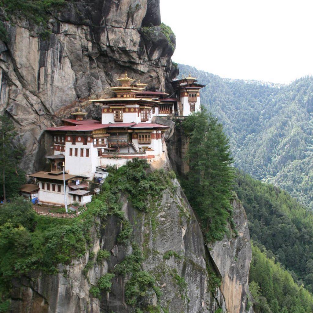 Características de los monasterios