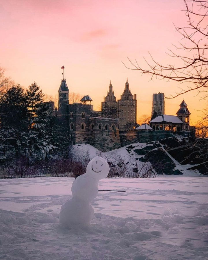 Nueva York Central Park