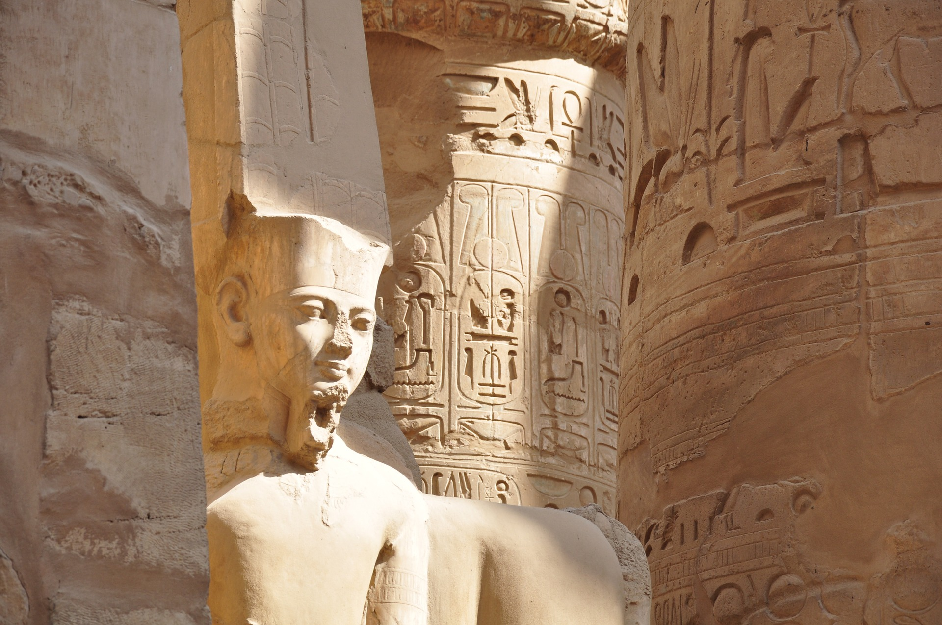 turismo en egipto monumemtos