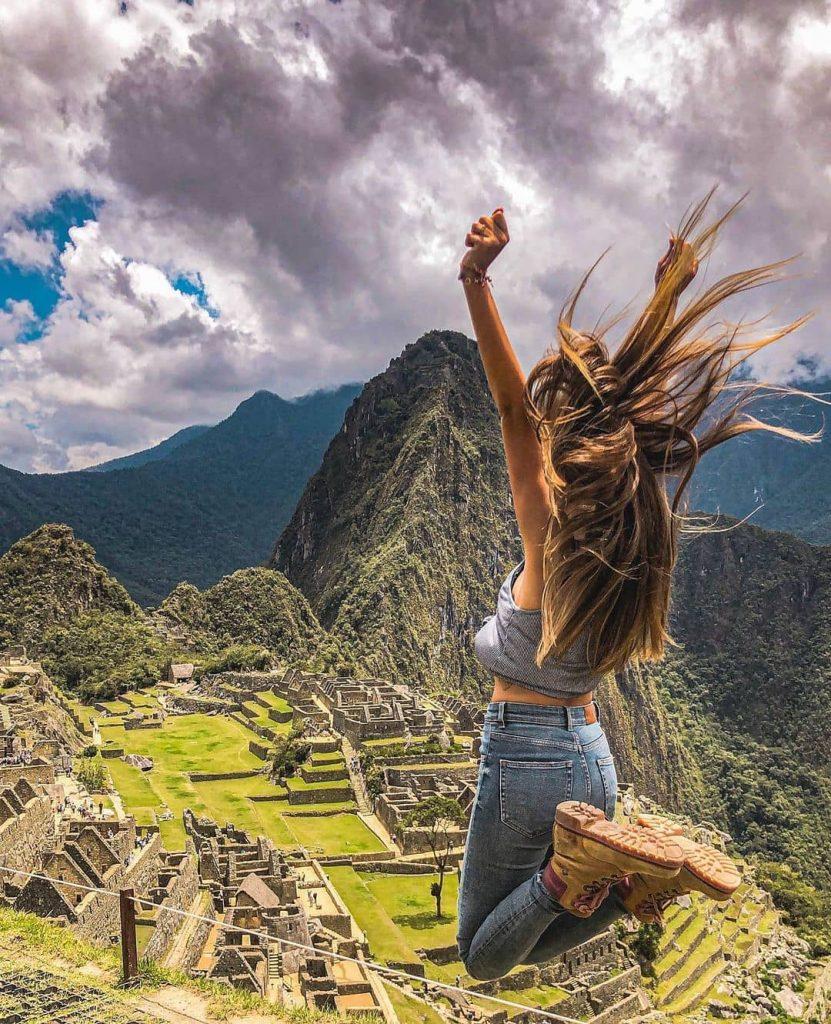 Viajar sola por el mundo