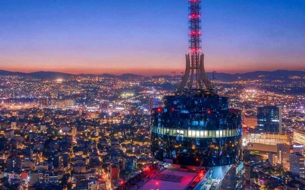 Descubre el mirador con realidad aumentada en el WTC de CDMX - México Ruta Mágica