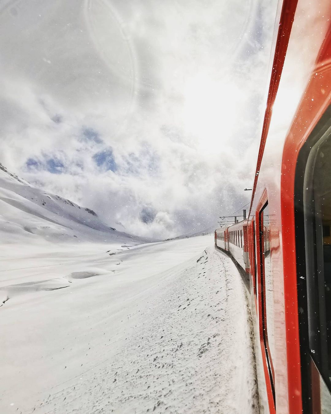 Glacier Express viajes en tren