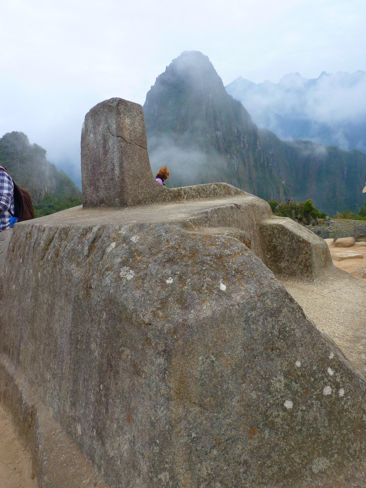 Machu Picchu reloj sagrado