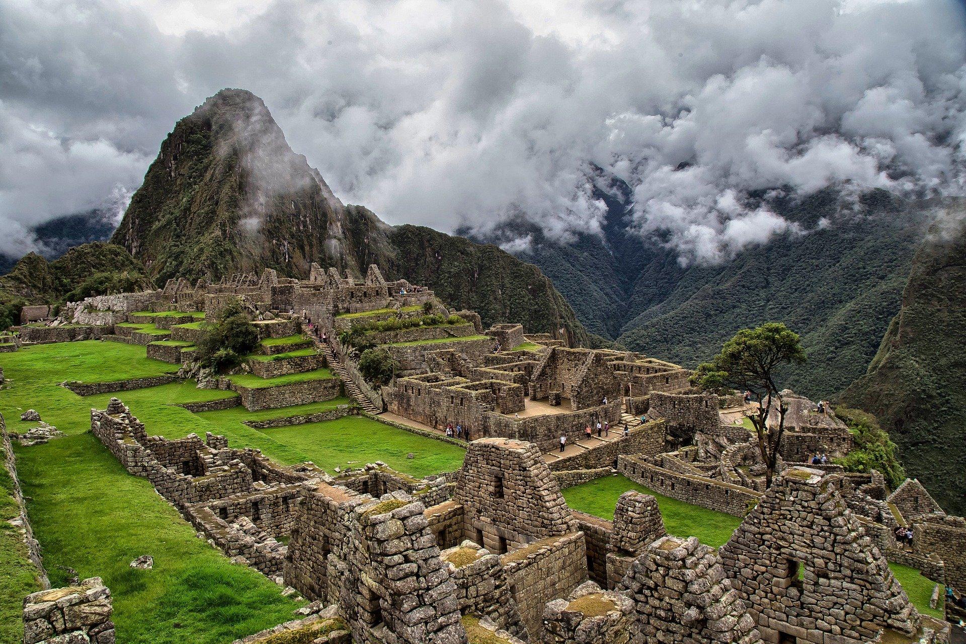 Machu Picchu turismo en peru