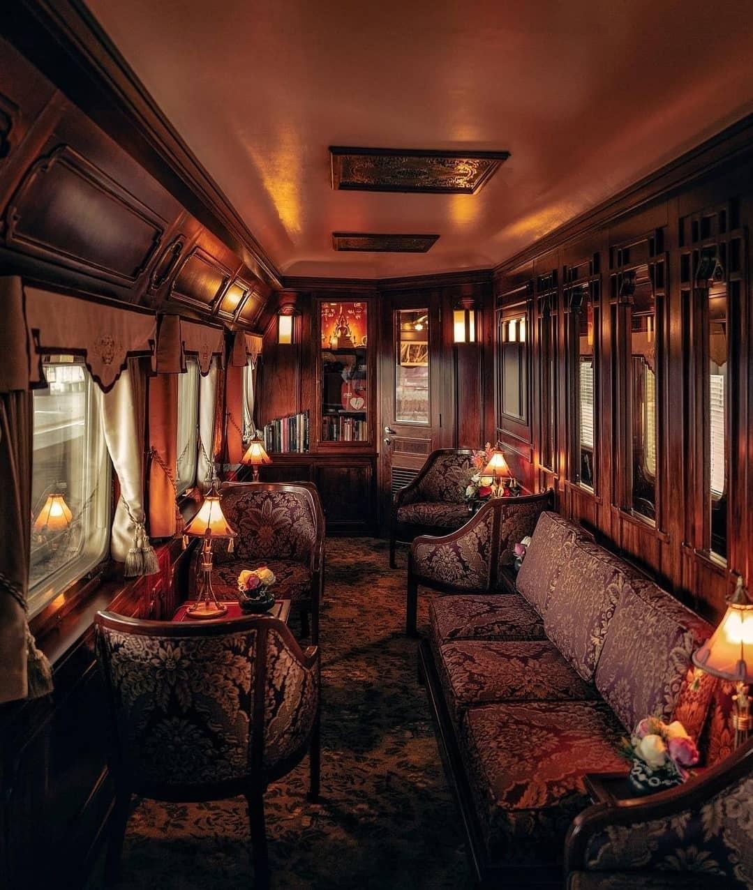 oriente express viajes en tren