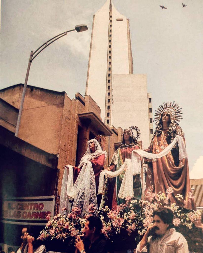 procesiones mas populares en México