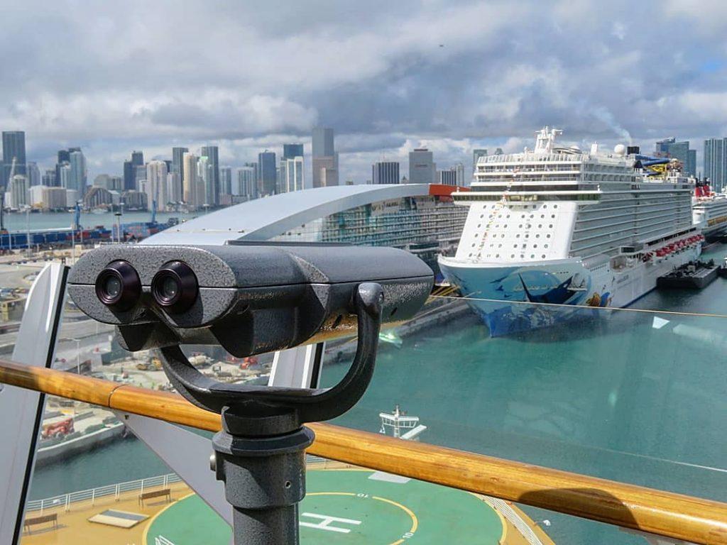 tipos de turismo cruceros
