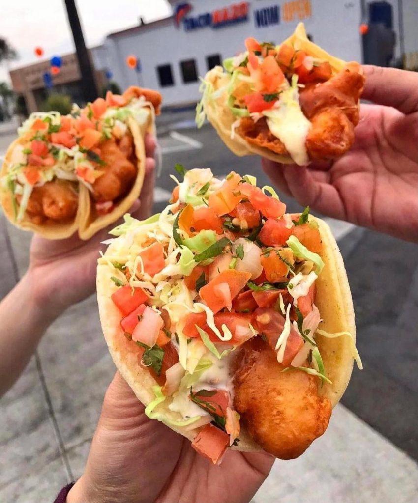 tipos tacos mexicanos mas famosos