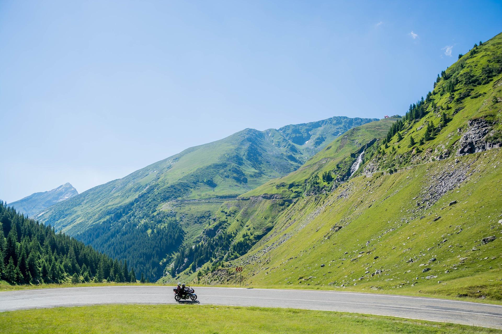 viajar en moto por el mundo