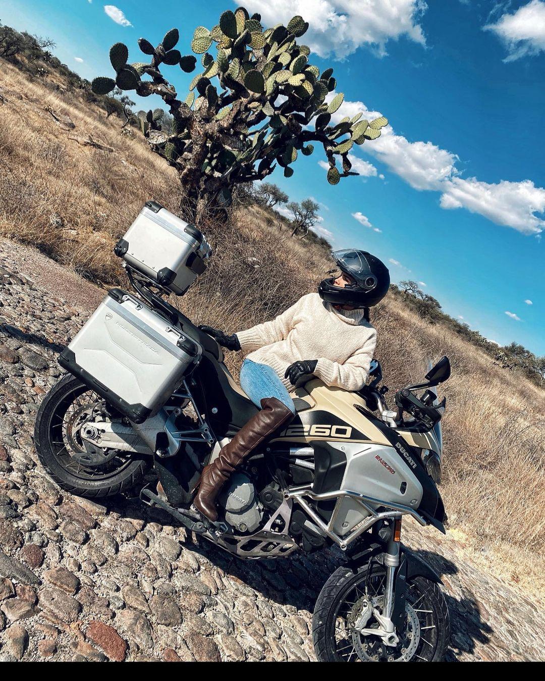 viajar en moto por guanajuato