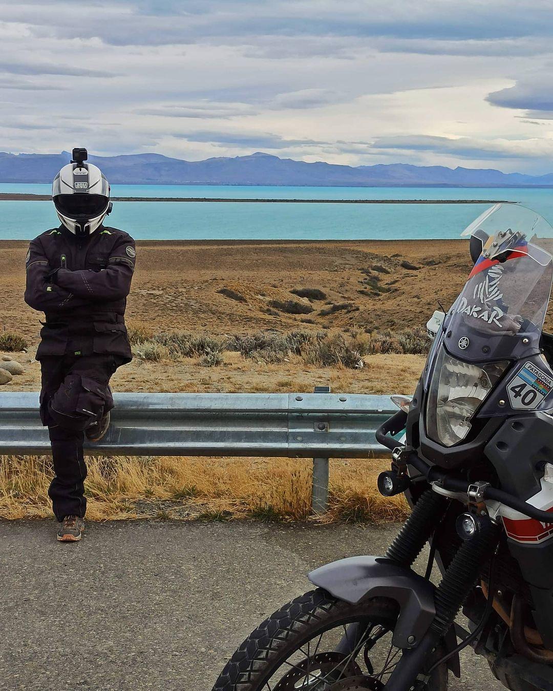 viajar en moto ruta 40 argentina