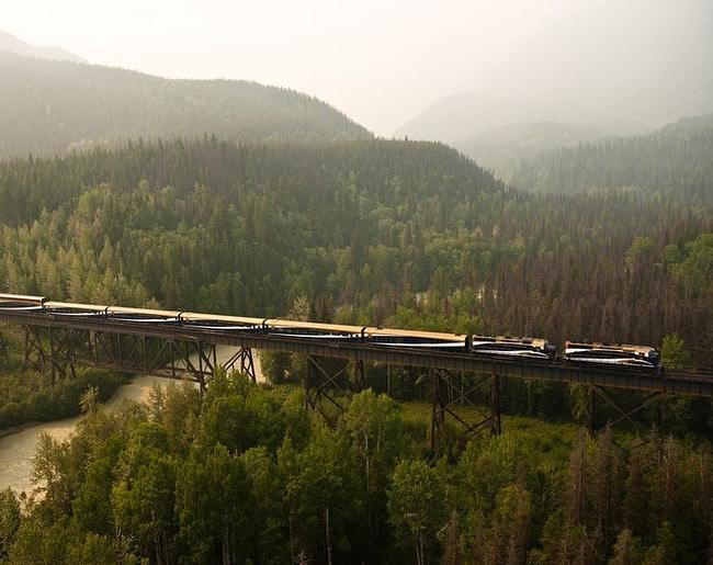 viajes en tren india
