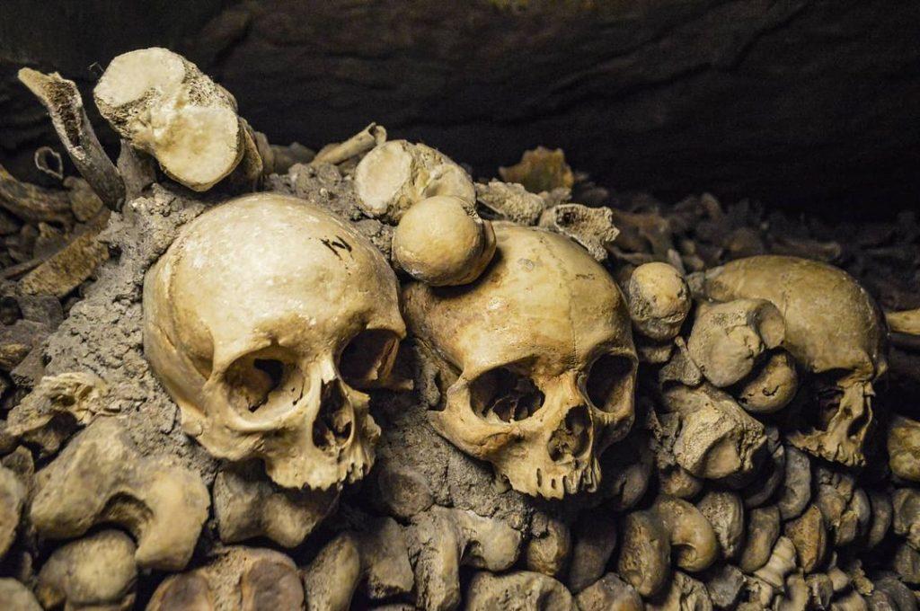 catacumbas de París historia