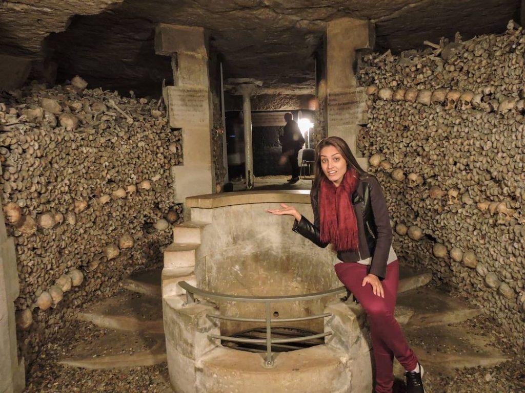 catacumbas de París túneles prohibidos