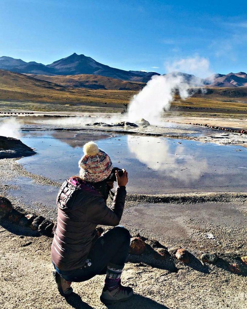 Desierto de Atacama fauna