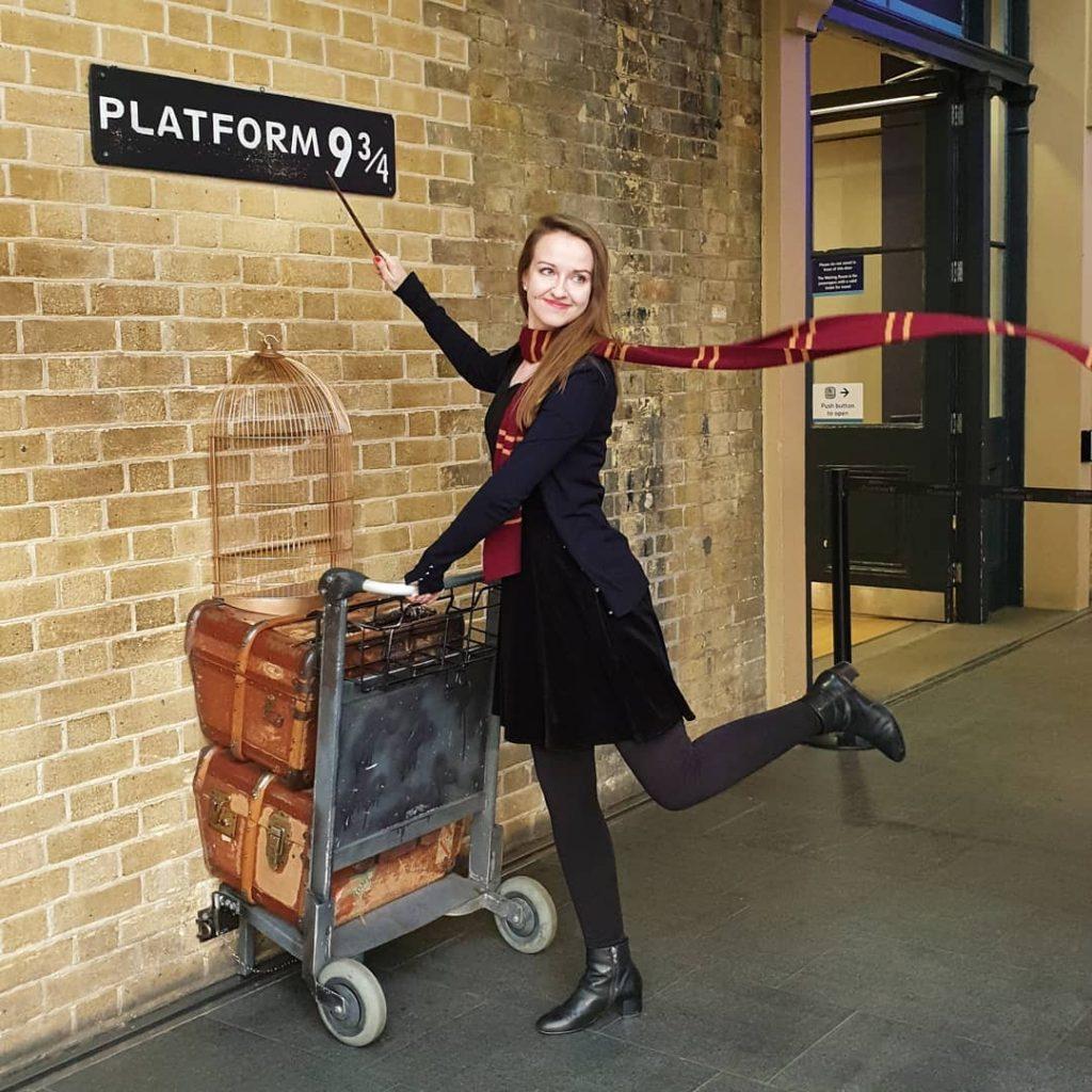 lugares de Harry Potter para visitar