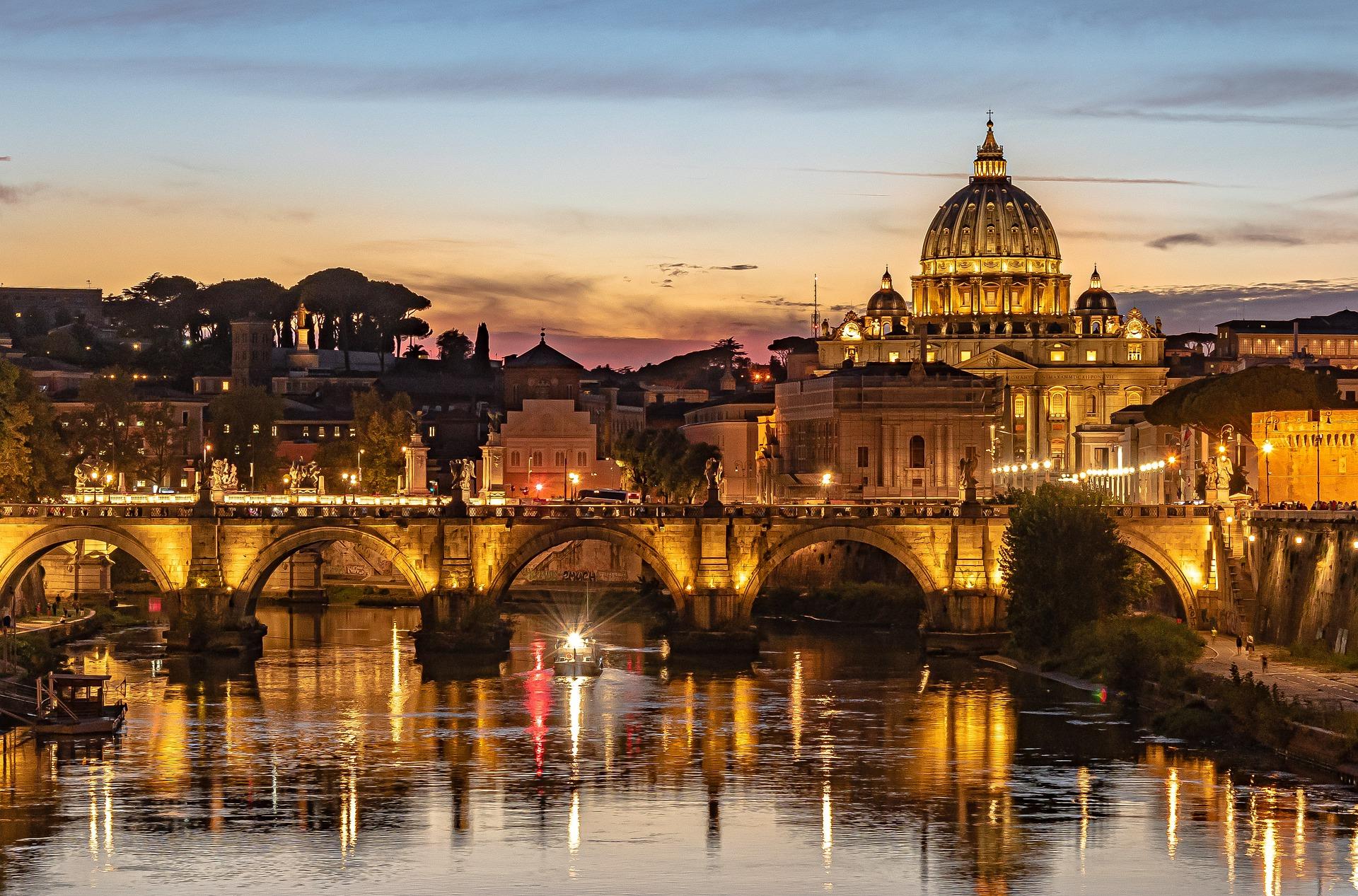 lugares en roma turismo
