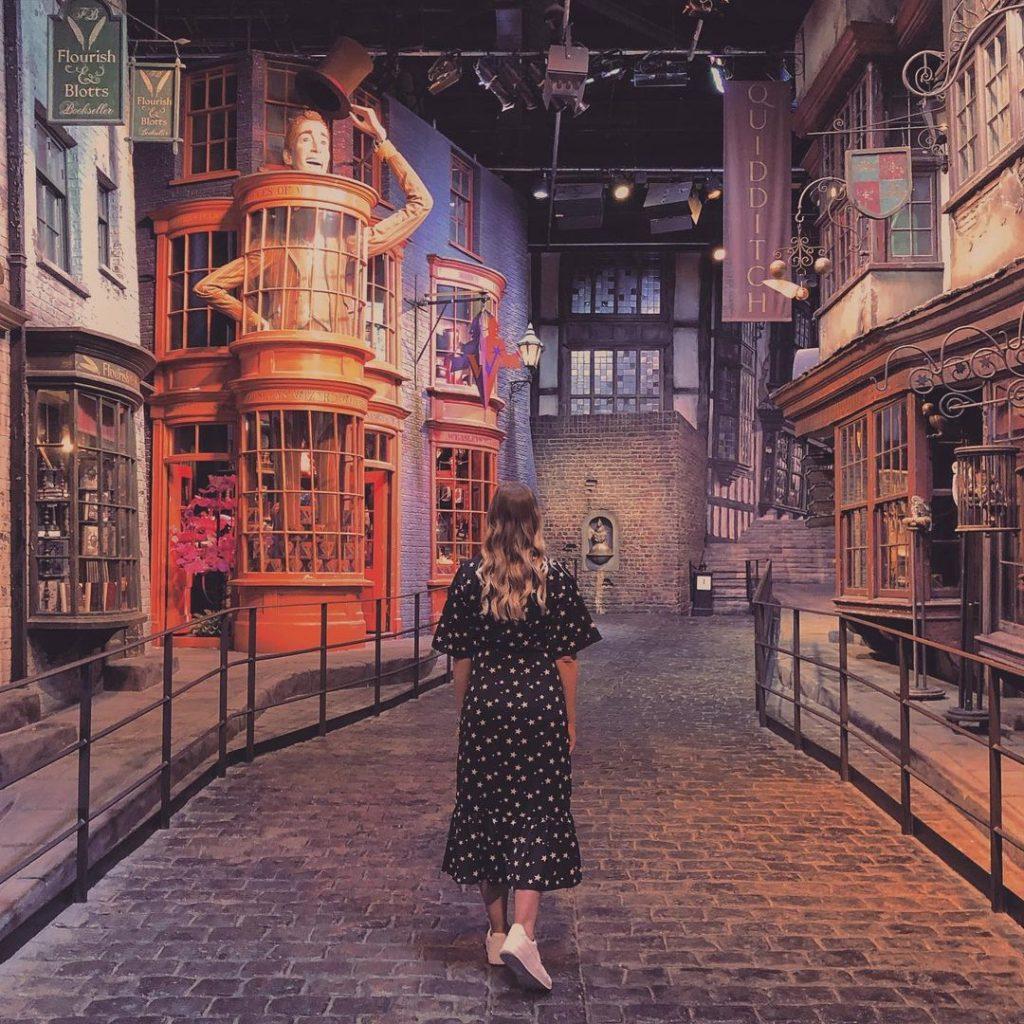 lugares Harry Potter en Londres