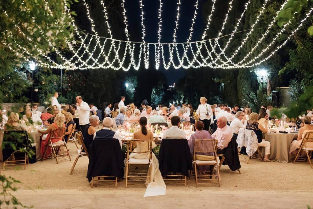 lugares para casarse al aire libre