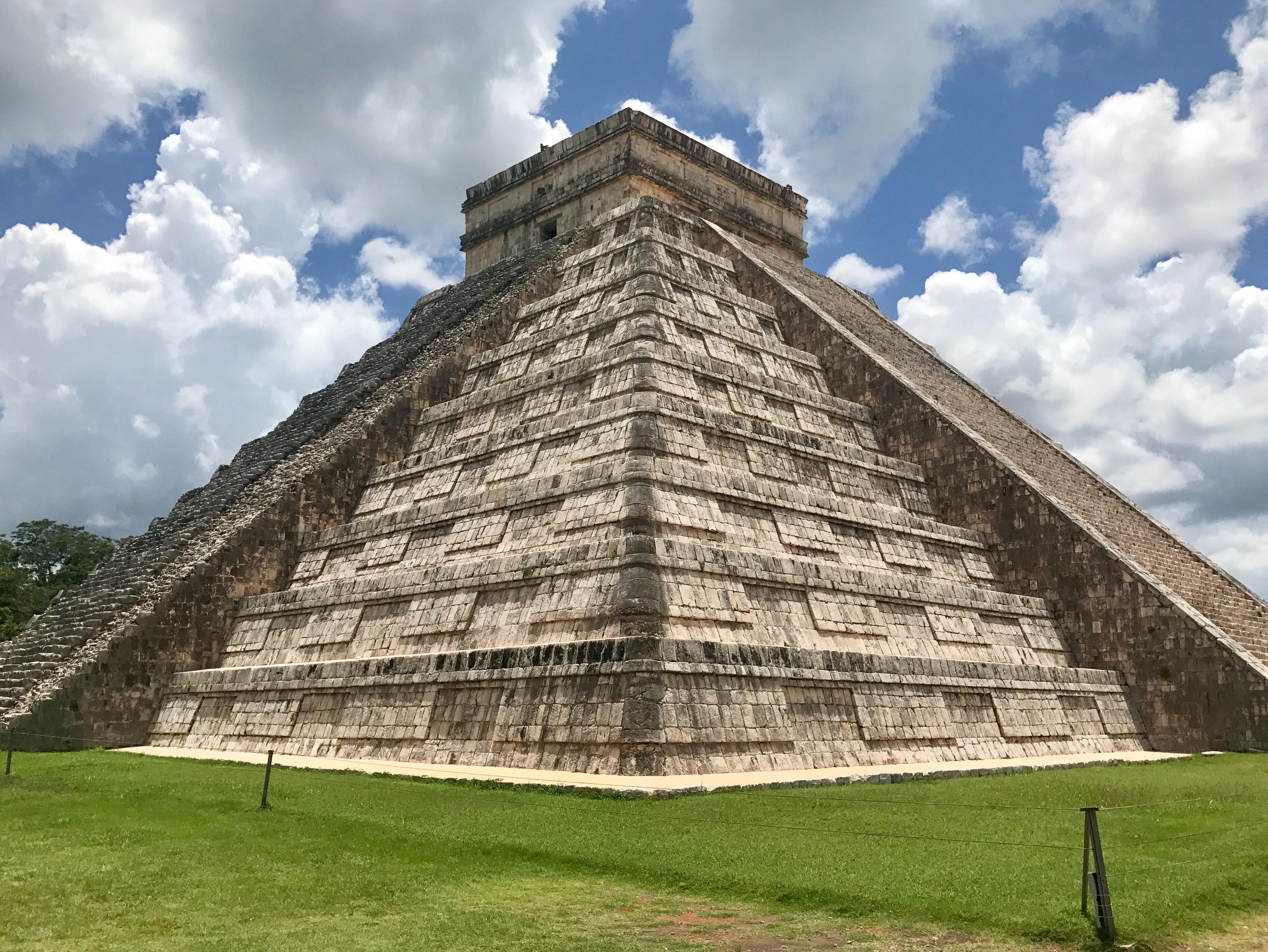 nuevas siete maravillas mundo moderno Chichén Itzá