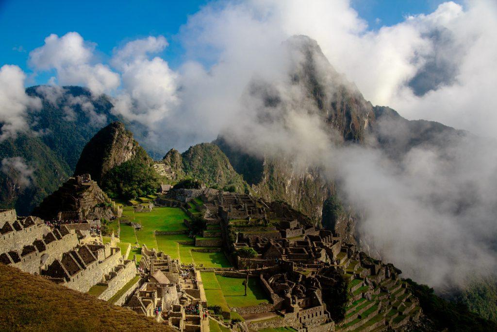 Machu Pichu Perú