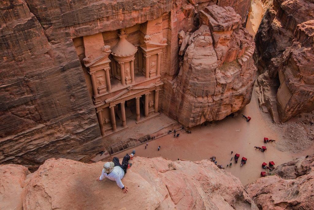 nuevas siete maravillas mundo moderno Petra