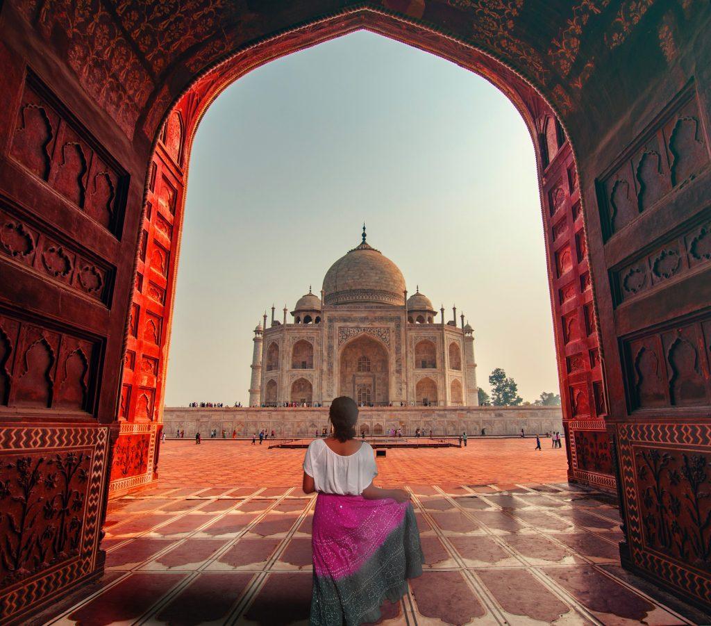 nuevas siete maravillas mundo moderno Taj Mahal