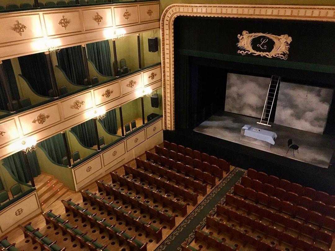 teatros mas importantes españa