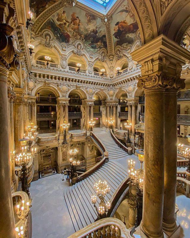 teatros mas importantes paris