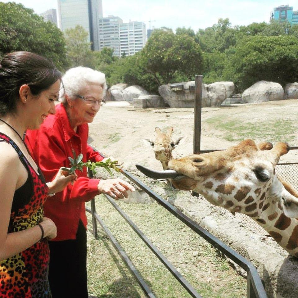 zoológicos en México Chapultepec