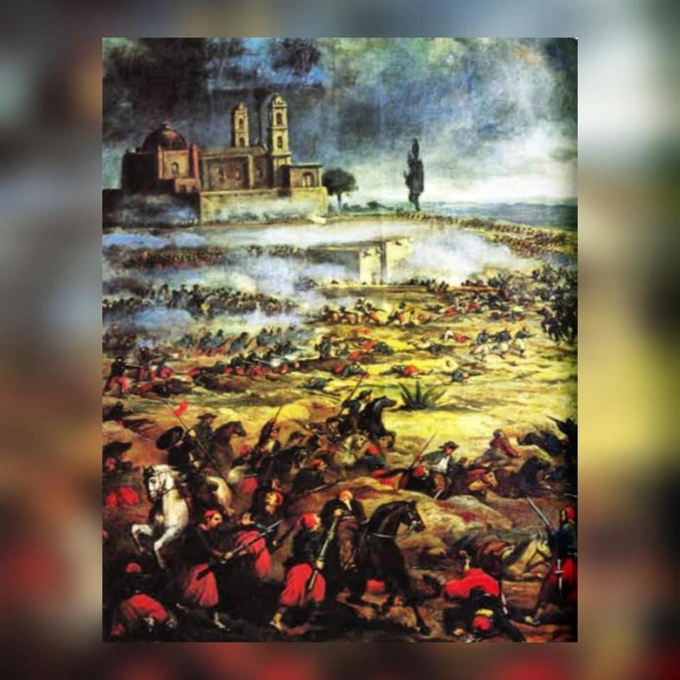 batalla de puebla historia