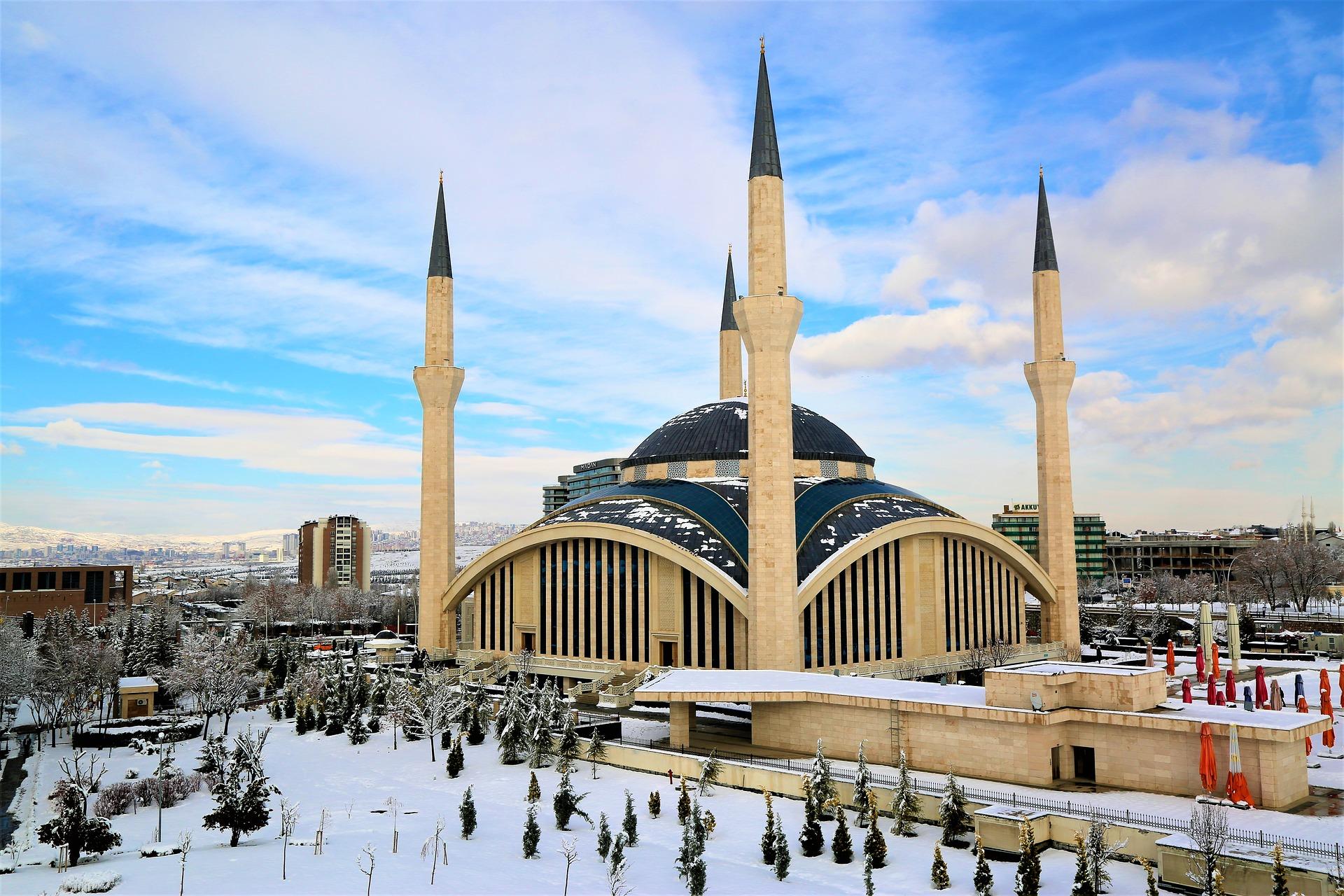 ciudades en turquia ankara