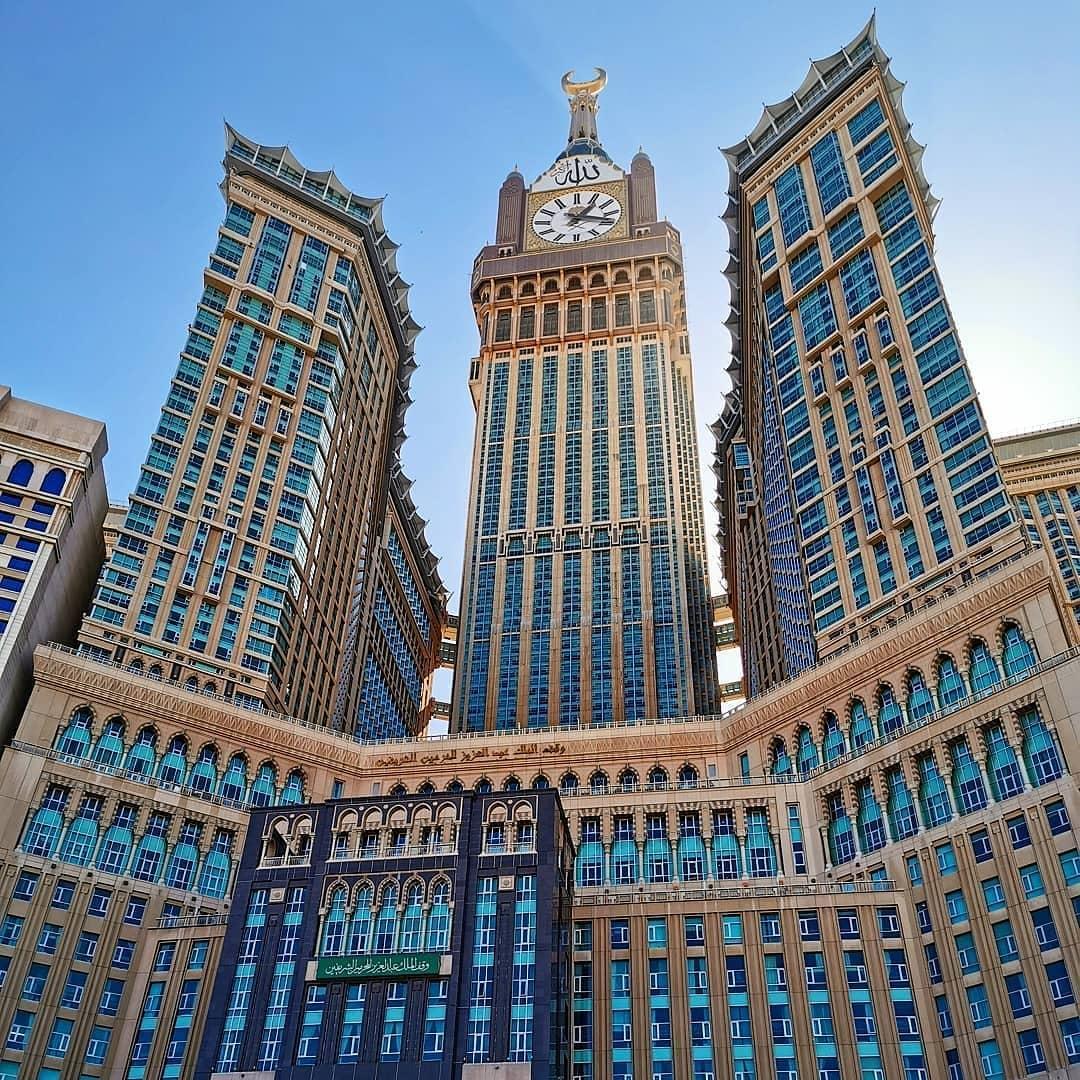 edificios más altos arabia saudita
