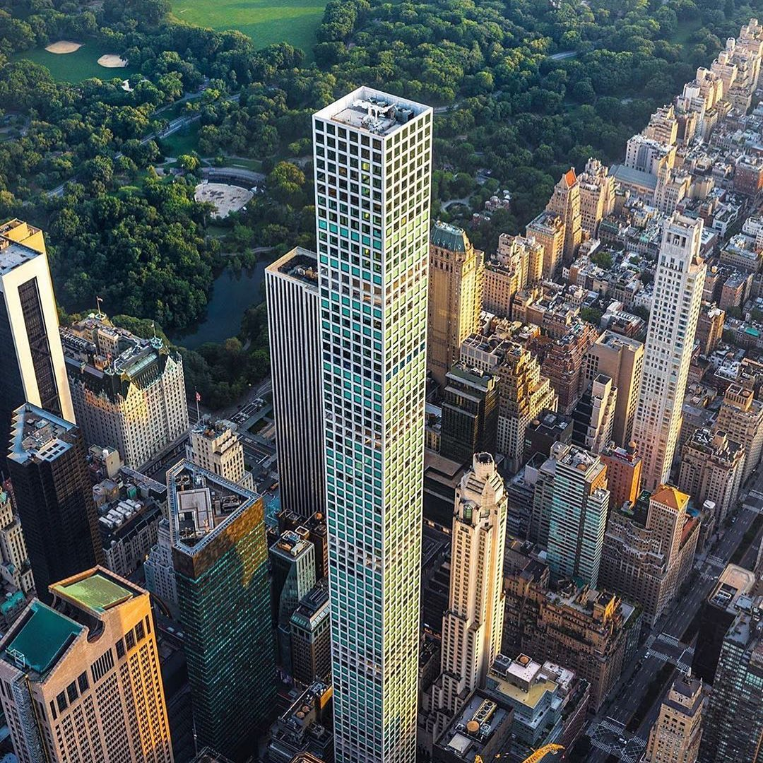 edificios mas altos nueva york