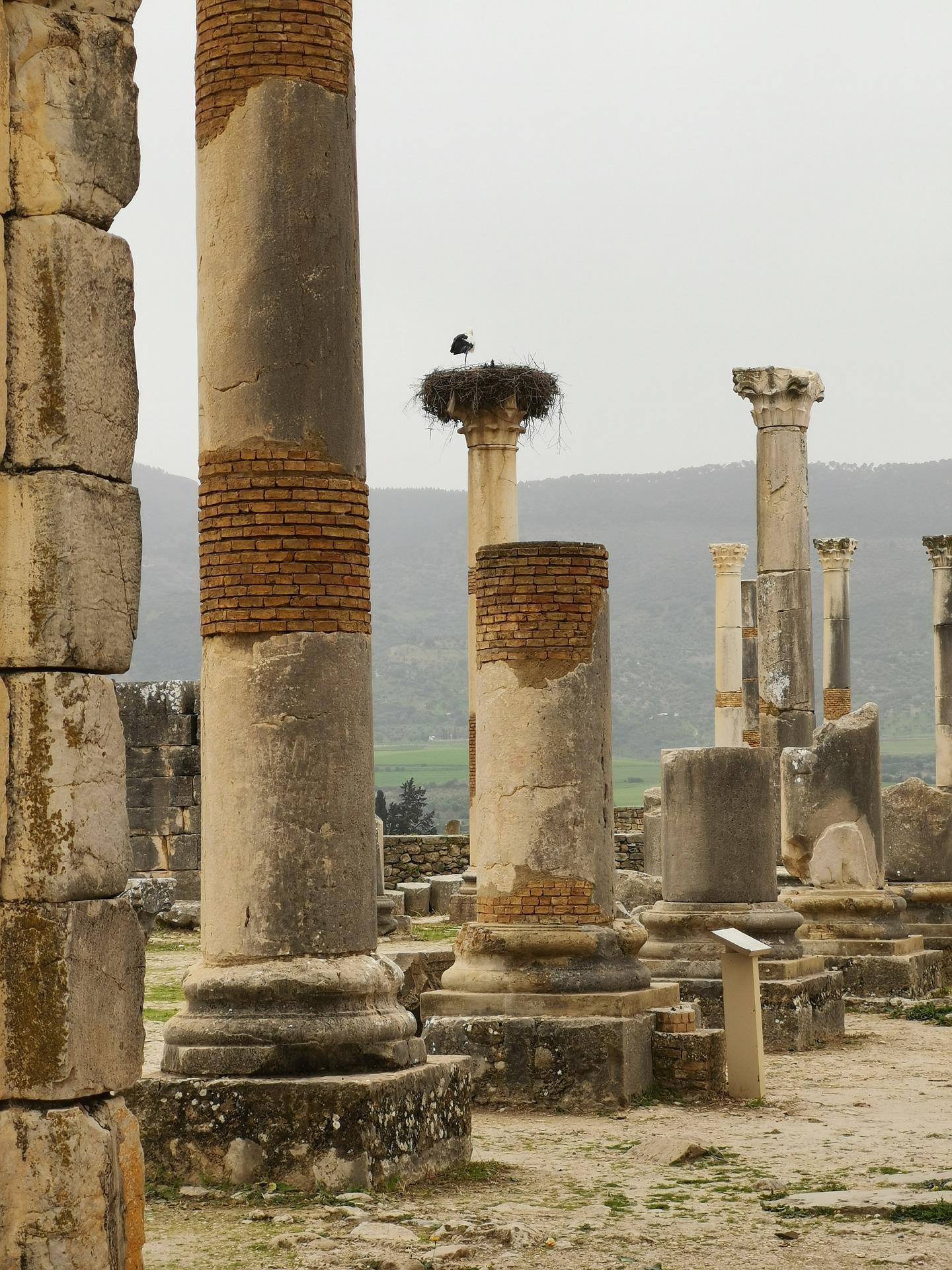 ruinas mas antiguas del mundo marruecos