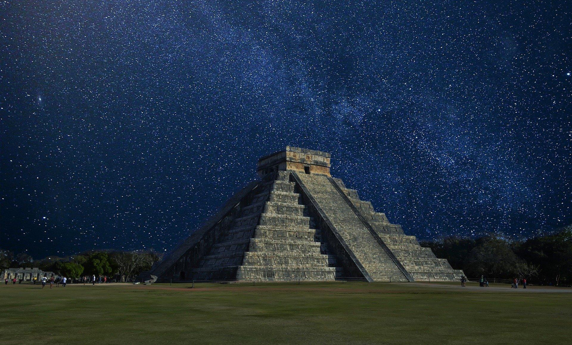 ruinas mas antiguas del mundo mexico