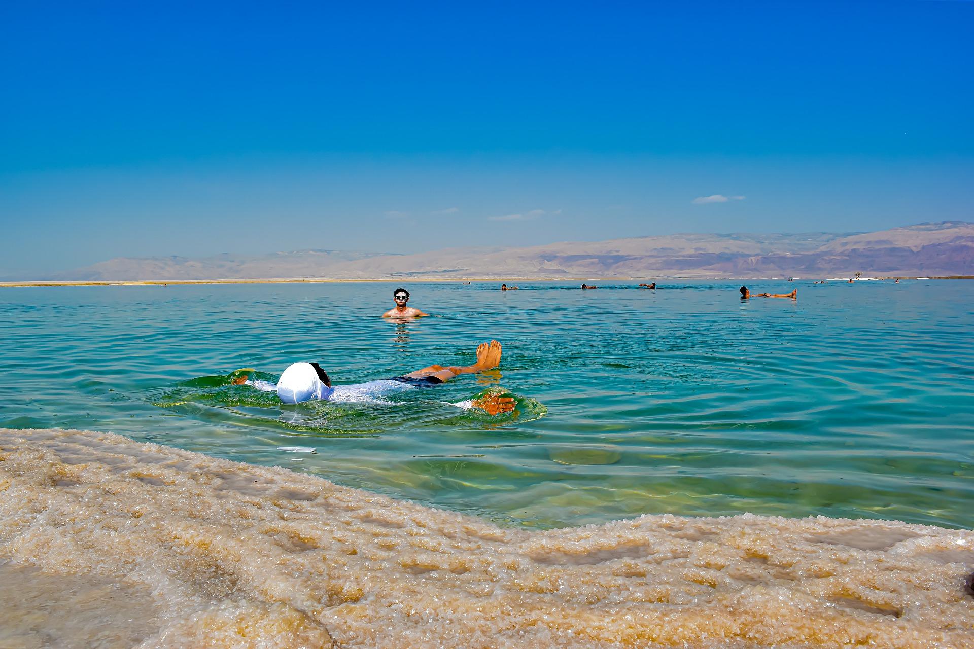 turismo en jordania mar muerto