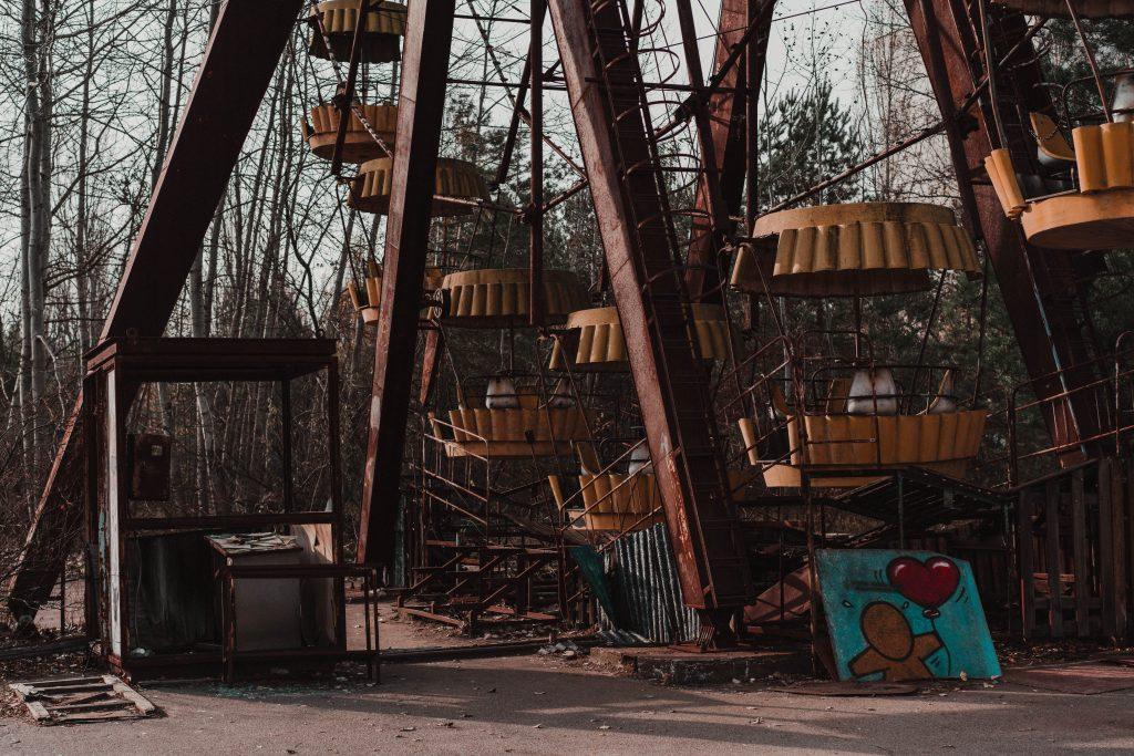 viaje a Chernobyl