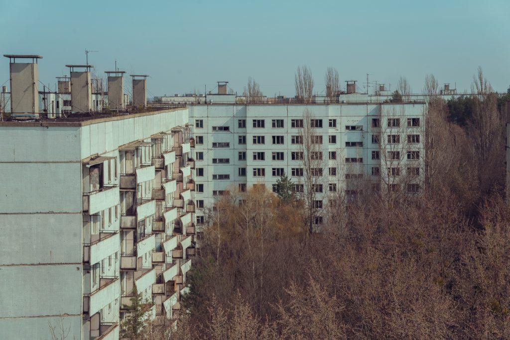 viaje a Chernobyl vuelos