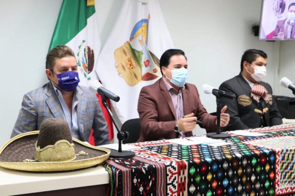 Campeonato Estatal Charro en Hidalgo
