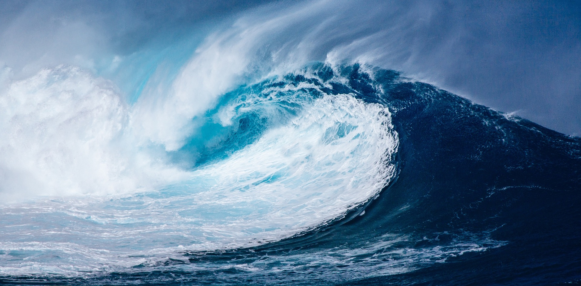 como se forman las olas oceano