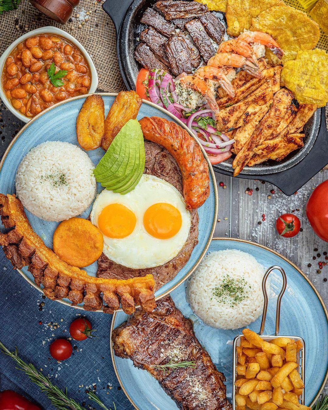 platos mas tipicos de colombia